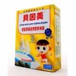 贝因美紫菜骨粉高钙营养米粉(3段)