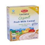特福芬有机粗麦粉(牛奶、苹果、香蕉、橙子)200g