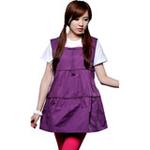 上爱防辐射孕妇装SA1302-XL紫色