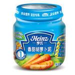 亨氏香甜胡萝卜泥(辅食添加初期)
