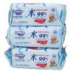 凯德馨超温和型婴儿柔湿巾80p*3