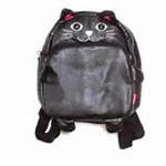 lindalinda双肩包黑小猫