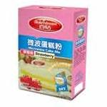 百钻微波蛋糕粉草莓味