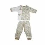 绿典彩棉幼童LOGO系带套S2IBY1011001米粽073