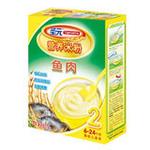 圣元鱼肉营养米粉225g(6个月以上)