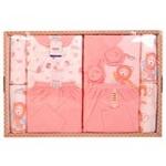 GUGA咕嘎纯棉四季款宝宝婴儿礼盒169粉色0-12个月
