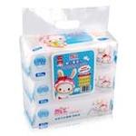 飘漾婴儿柔湿巾(卫生抑菌型三联包)240片