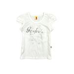 加菲猫女童针织T恤GTWD35802白色150