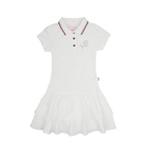 加菲猫女童针织网球裙GHWD35203漂白120