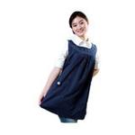 爱家防辐射服时尚公主裙AJ606藏青XL
