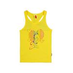 加菲猫女童无袖T恤GTWD35401金黄110