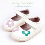 babybubbles婴童鞋021-1034-021白红21/140