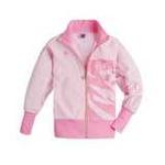 加菲猫女童蝙蝠袖外套GJWD55604粉条120