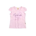 加菲猫女童针织T恤GTWD35802浅粉140