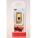 迪士尼300ml赛车总动员洗发水(黄色小车)