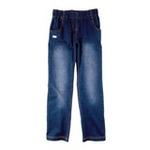 派克兰帝星女童针织牛仔裤PPWE085801牛仔蓝160