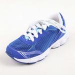 兔仔唛TUZAMA新款男童童鞋透气休闲运动网布鞋蓝紫色31码