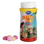 迪士尼儿童钙加D软糖5克*60粒