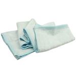 美亲竹纤维大毛巾100%竹纤维蓝色