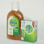 滴露消毒液250毫升送松木香皂125克