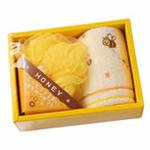 日本内野UCHINO小蜜蜂套装礼盒1