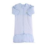 皇家宝贝可拆袖加大型薄睡袋(48*114cm)623150009天蓝/通码