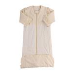 皇家宝贝可拆袖加大型薄睡袋(48*114cm)623150009杏色/通码