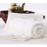 AngelDream安歌吉姆70%竹纤维大方巾白色AGZD1BB-W
