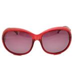 派丽蒙PARIM女款偏光太阳镜3132R1透明酒红色