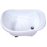 沃特玛亚克力婴幼儿浴缸WTM-02602