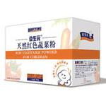 合生元婴幼儿纯天然红色蔬菜粉(30袋/盒)