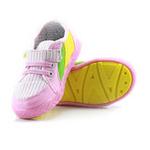 哈利宝贝新款小童鞋柔软软底宝宝布鞋B251粉色29码/鞋垫实长170mm