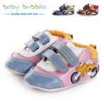 babybubbles休闲系列婴童鞋054-5098-023灰色/17
