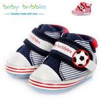 babybubbles休闲系列婴童鞋056-9075-123深蓝/19