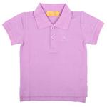 红蜻蜓摩登田园系列短袖POLO衫52720427紫色/165
