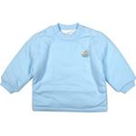 E-baby如意宝贝滑冰派克保暖半高领上衣E115143浅蓝/90