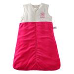 琪凯宝宝天鹅绒系列女婴睡袋背心款115052红色90cm