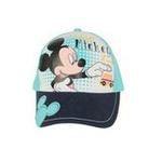 Disney迪士尼儿童帽TP6077蓝色48cm