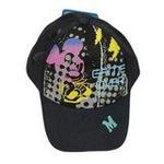 Disney迪士尼儿童帽夏日米奇遮阳帽6086丈青54cm