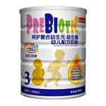 聪尔壮呵护复合益生元益生菌婴儿配方奶粉1段