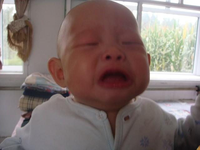 哭得最伤心的宝宝,都来拼一下吧