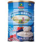 美兹宝金典DHA+番茄奶米粉1段500克听装