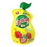 伊威津维多草莓果汁