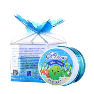 澳洲missoue蜜语进口婴儿海藻面霜50g