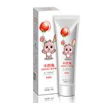 卡芭兔无氟防蛀儿童牙膏40克(草莓味)