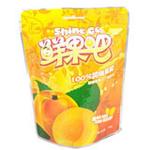 鲜果吧100%桃脆片15g