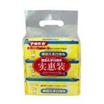 POKO婴幼儿手口湿巾80片(3连包实惠装)